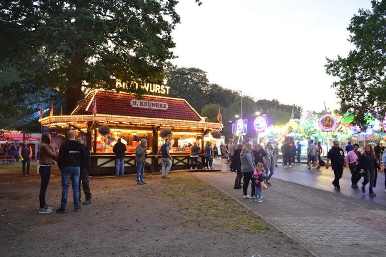 Bild vom Osterholzer-Erntefest: Fest am Freitag