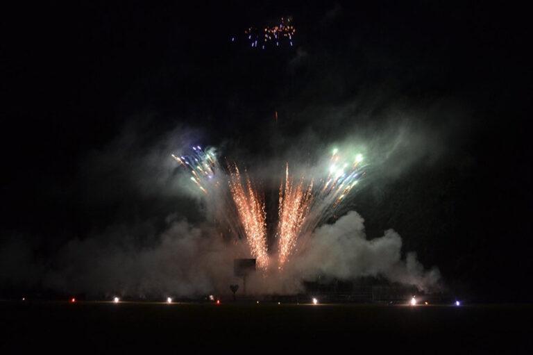 Bild vom Osterholzer-Erntefest: Feuerwerk am Freitag