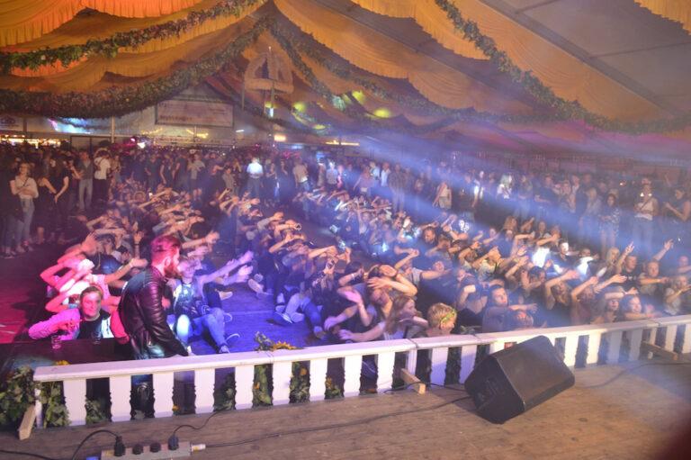 Bild vom Osterholzer-Erntefest: Party am Montag