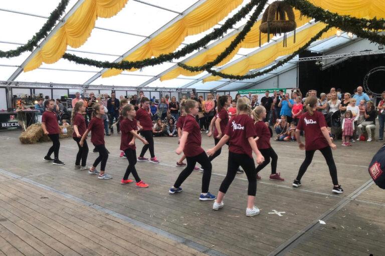 Bild vom Osterholzer-Erntefest: Erntespiele am Samstag