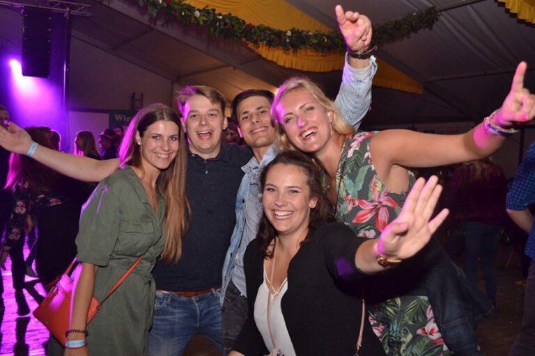 Bild vom Osterholzer-Erntefest: Party am Samstag