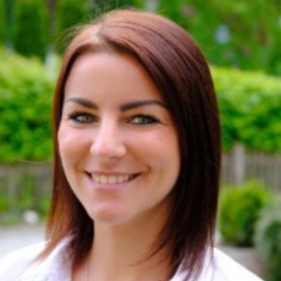 Vorsitzende Nadine Baumann vom Osterholzer Erntefest