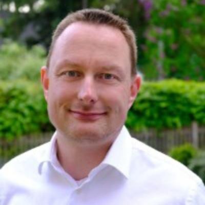 Vositzender Tim Groothedde vom Osterholzer Erntefest