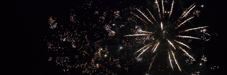 Feuerwerk vom Osterholzer Erntefest